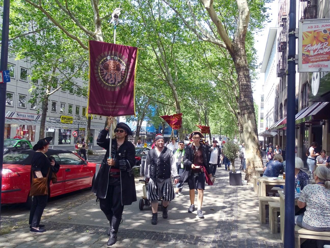 Prozession (© Daniela Wakonigg)