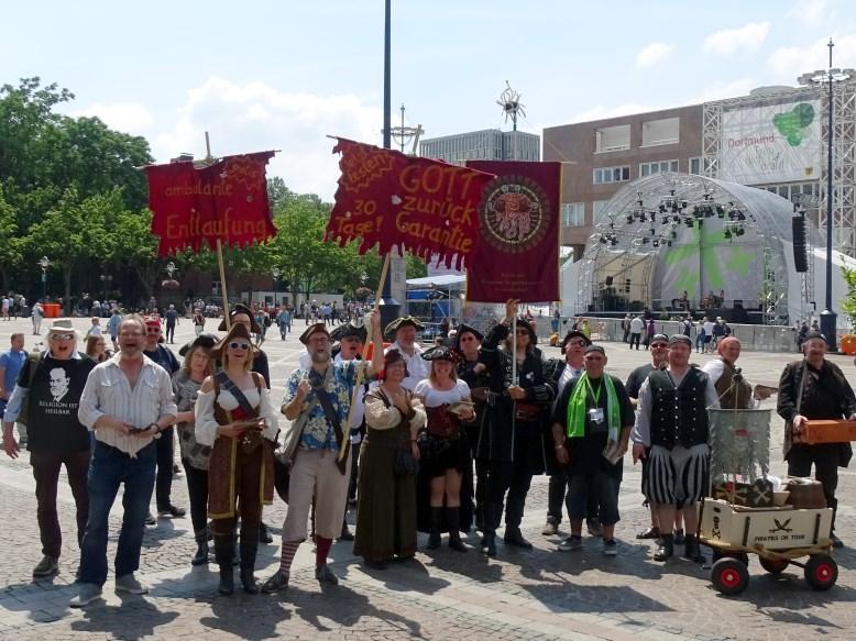 Ketzertags Prozession 2019 (© Daniela Wakonigg)